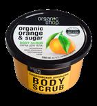 Скрабы для тела Organic Shop