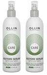 Спреи, сыворотки (лечение волос) Ollin