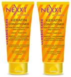 Кератиновое выпрямление волос Nexxt