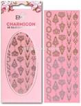 Charmicon 3D Silicone Stickers E.Mi