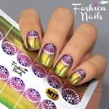 Наклейки (Слайдеры) Fashion Nails