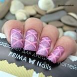 Трафареты для ногтей Prima Nails