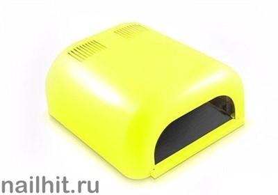 УФ-лампа (Выдвижнoe днo, желто-лимонная, глянцевая) 36 Вт - фото 165194