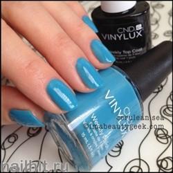 171 VINYLUX CND Cerulean Sea (Ярко-голубой, плотный, эмалевый)