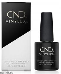 Top Coat VINYLUX CND (Верхнее покрытие, закрепитель)