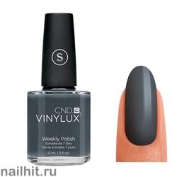 101 VINYLUX CND Asphalt (Темно-серый, цвет асфальта, плотный, без перламутра)