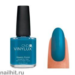 162 VINYLUX CND Blue Rapture (Темно-голубой, плотный, без перламутра)