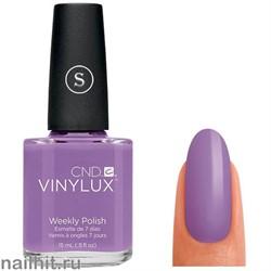 125 VINYLUX CND Lilac Longing (Лиловый, плотный, без перламутра)