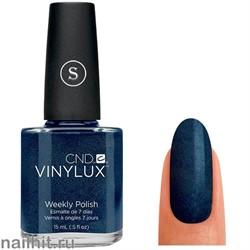 131 VINYLUX CND Midnight Swim (Темно-синий, глубокий, плотный,с микроблестками)