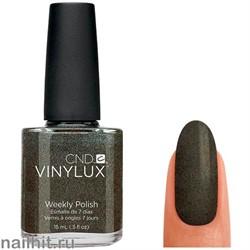 160 VINYLUX CND Night Glimmer (Темное золото, плотный, с микроблеском)