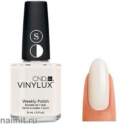 151 VINYLUX CND Studio White (Белый, молочный, плотный, без перламутра)