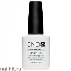 Brisa Lite Removable Top Coat 15мл (бриза лайт топ)