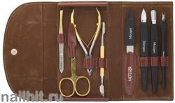 408-HG Metzger Набор маникюрный 8 предметов