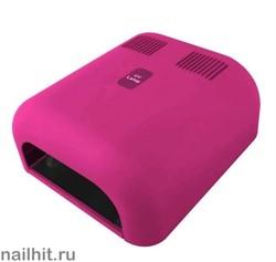 УФ Лампа 36Вт JessNail (Розовая МАТОВАЯ)
