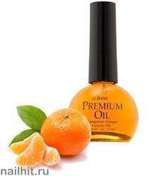 7620 Масло для кутикулы Premium Cuticle Oil INM 15мл (Мандарин и имбирь)