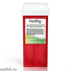 Depilflax Воск в картридже Арбуз 110гр (Кристаллический воск)