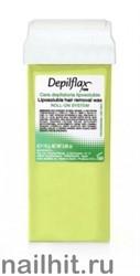 Depilflax Воск в картридже Аргановый 110гр (Кремовый воск)