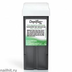Depilflax Воск в картридже Платиновый 110гр