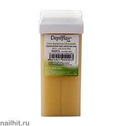 Depilflax Воск в картридже Слоновая кость 110гр