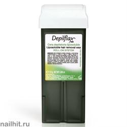Depilflax Воск в картридже Морской 110гр (Кристаллический воск)