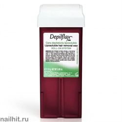 Depilflax Воск в картридже Лесные ягоды 110гр (Воск с радужными пигментами)