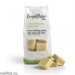 Горячий воск - Слоновая кость Depilflax 1000гр