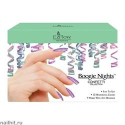 11132 Набор акрилов с блестками  EzFlow Boogie Nights Confetti