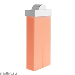 25141 Воск в картридже Розовый с маленьким роликом 100мл