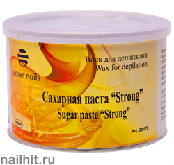 25172 Planet Nails Сахарная паста  Strong  400мл