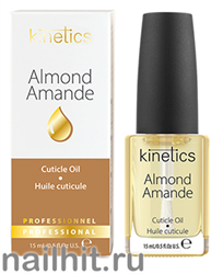 KTR02 Kinetics Масло для кутикулы Almond 15мл (Миндаль)