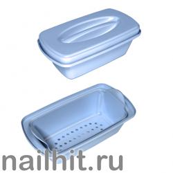 Контейнер полимерный КДС-3  КРОНТ  для дезинфекции и стерилизации инструментов, 3 литра
