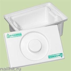 ЕДПО-1-01 Емкость-контейнер (Для дезинфицирования инструментов) Объем 1 литр