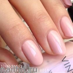 182 VINYLUX CND Blush Teddy (Воздушно-розовый, плотный)