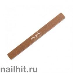 422 Пилка NSI Brown 100/100 (Коричневая)