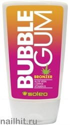 7687 SOLEO Крем для загара «Basic» 100мл Bubble Gum