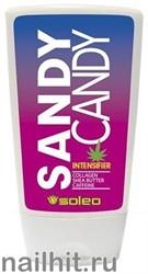 7686 SOLEO Крем для загара «Basic» 100мл Sandy Candy