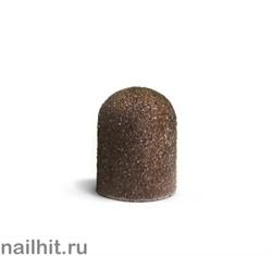 1435 RuNail Колпачок абразивный, 10*15мм, 180грит (5 шт)
