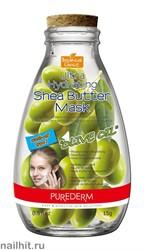 586324 Purederm Маска Ультра-увлажняющая с маслом Ши Олива 15мл
