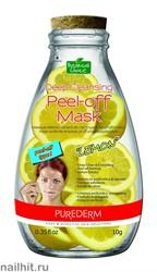 586515 Purederm Маска-пилинг Лимон 10мл