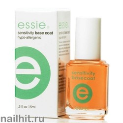 Гипоаллергенное базовое покрытие 15мл (Sensitivity base coat Essia)