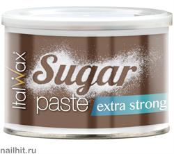 4223 White Line Сахарная паста для шугаринга в банке  Экстра  400гр