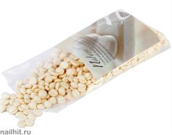 4262 White Line Горячий пленочный воск для интимной депиляции  Белый шоколад  (Гранулы в пакете) 100гр