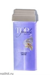 5710 White Line TOP Formula Теплый воск  Орхидея  картридж 100мл