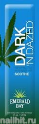 6513 Emerald Bay Крем для загара 15мл Dark n' Dazed на основе конопляного масла