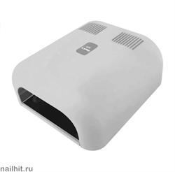УФ-лампа (Выдвижнoe днo, белая, глянцевая) 36 Вт