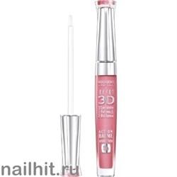 Bourjois 344050 Блеск для губ Effet 3D, тон 05 rose hypothetic