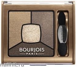 Bourjois 039006 Тени для век Smoky Stories, тон 06 upside broun