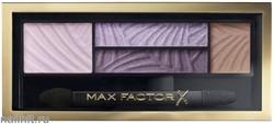 Max Factor Тени для век и бровей (2в1)  4-цветные Smoky Eye Drama, цвет №04 Luxe Lilacs