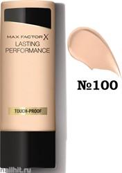 MF Тональная основа Lasting Performance, тон 100