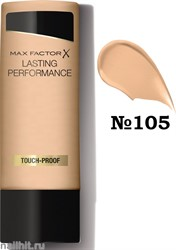 MF Тональная основа Lasting Performance, тон 105